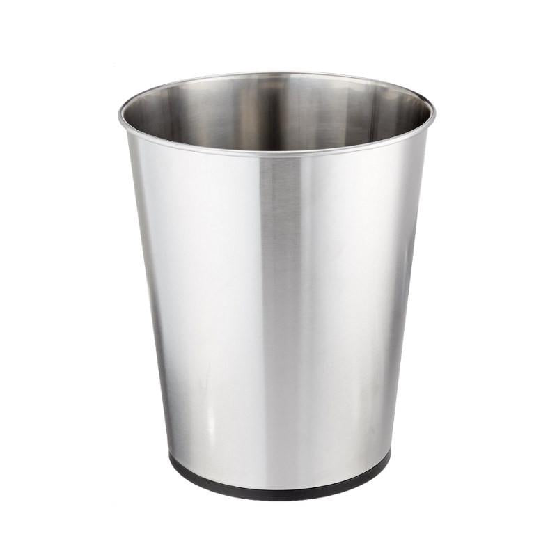 Moda at Home 5L Stainless Steel Waste Can