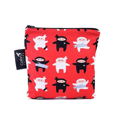 Colibri Ninja Reusable Snack Bag, Large