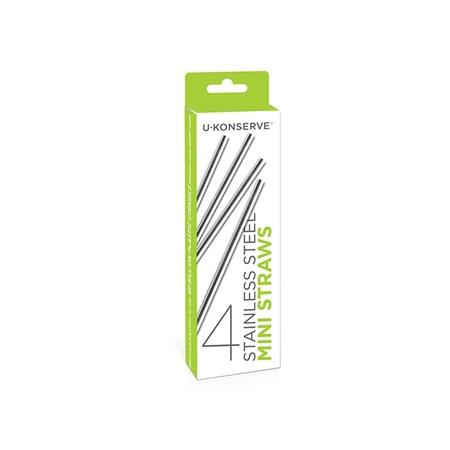 U-Konserve Mini Stainless Steel Straw set