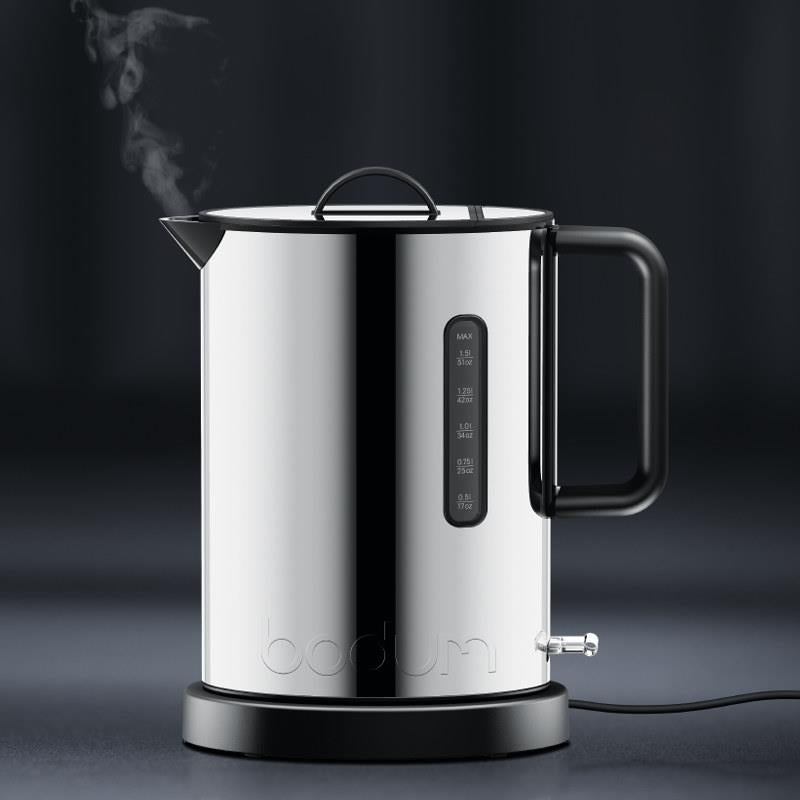 Bodum Ibis 1.5L Stainless Steel Electric Kettle