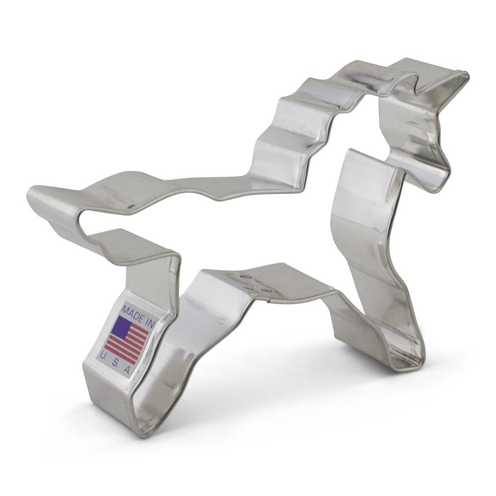 Ann Clark Unicorn Cookie Cutter