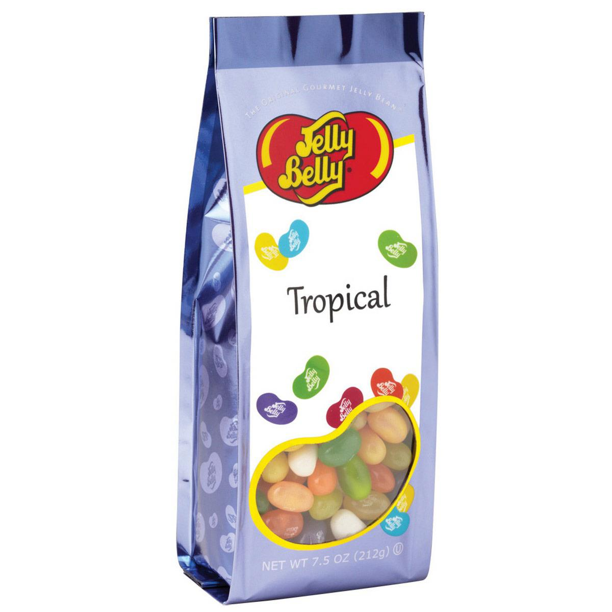 Jelly Belly Tropical Mix Jelly Beans - 7.5oz