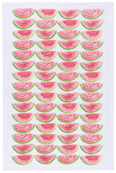 Now Designs Watermelons Dishtowels Set of 2
