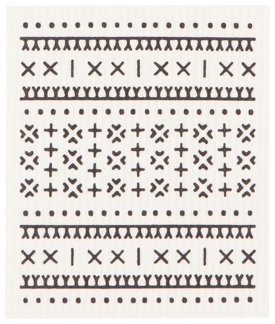 Now Designs Swedish Dish Cloth Onyx