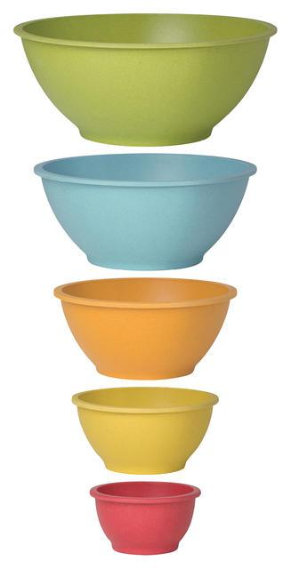 Now Designs Ecologie Mixing Bowls Set of 5