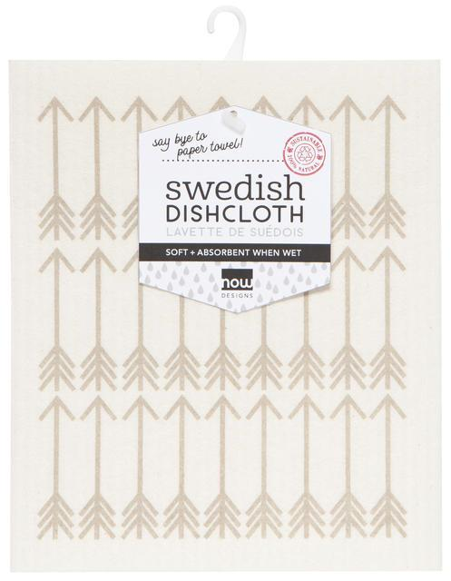 Now Designs Swedish Dish Cloth Sandstone
