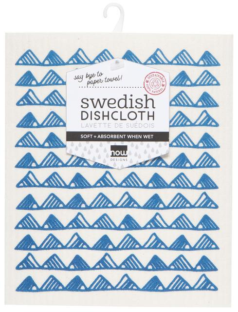 Now Designs Swedish Dish Cloth Royal