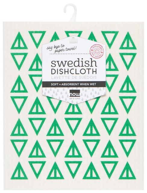 Now Designs Swedish Dish Cloth Greenbriar