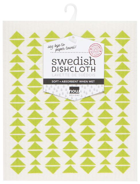 Now Designs Swedish Dish Cloth Cactus