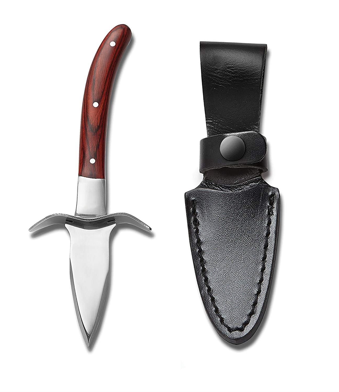 Outset Oyster Knife With Case