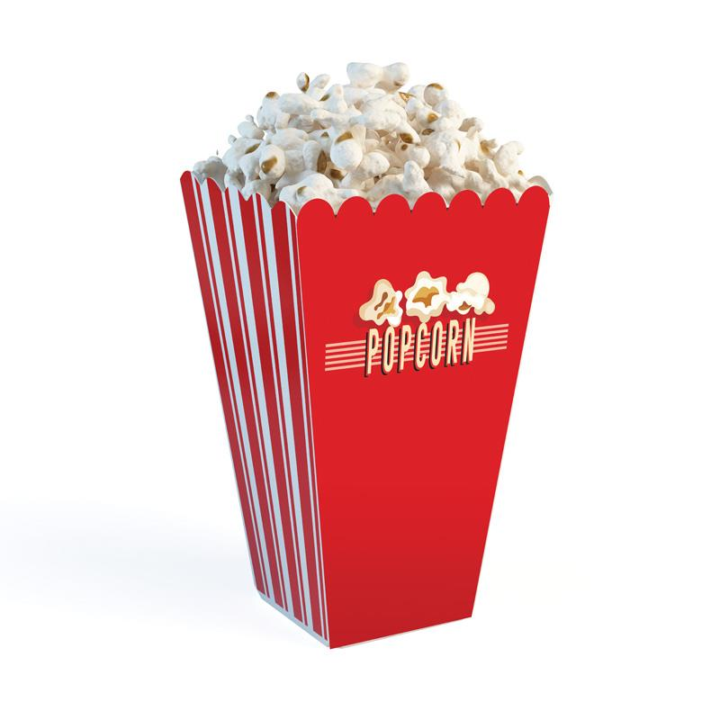 Gourmet du Village Popcorn Tub - 12 Pack