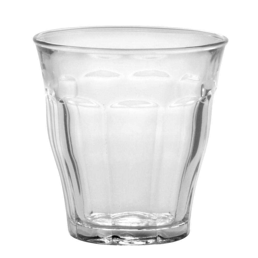 Duralex 160ml Picardie Glass Tumbler