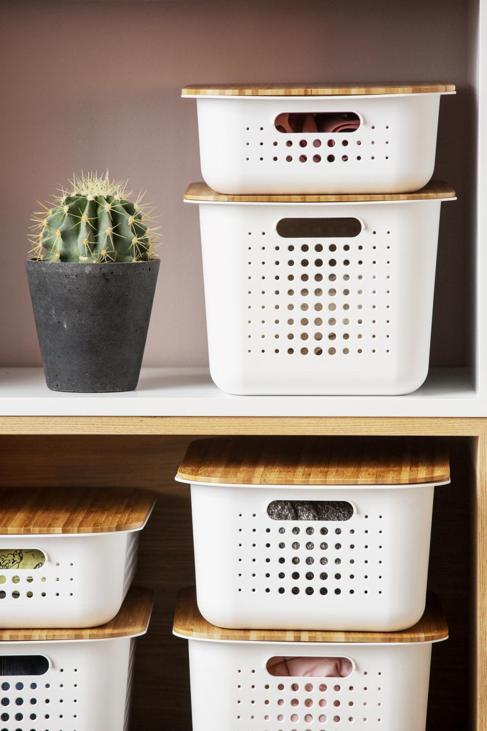 SmartStore Recycled Storage Basket