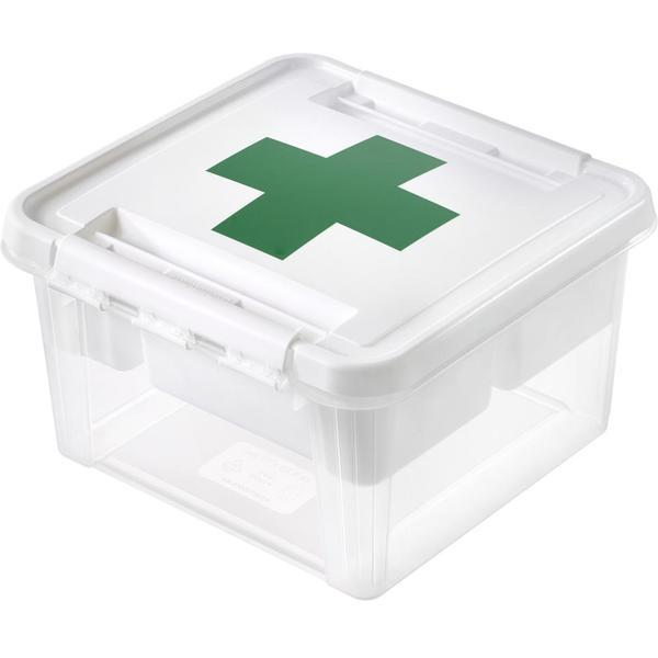 SmartStore Deco First Aid Box