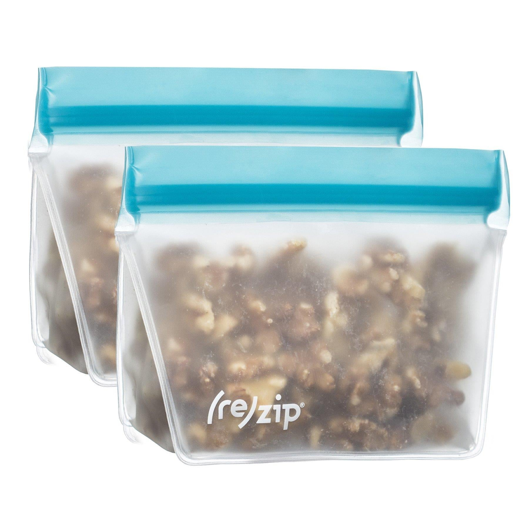 ReZip Stand-Up 1 Cup Leak Proof Reusable Storage Bag