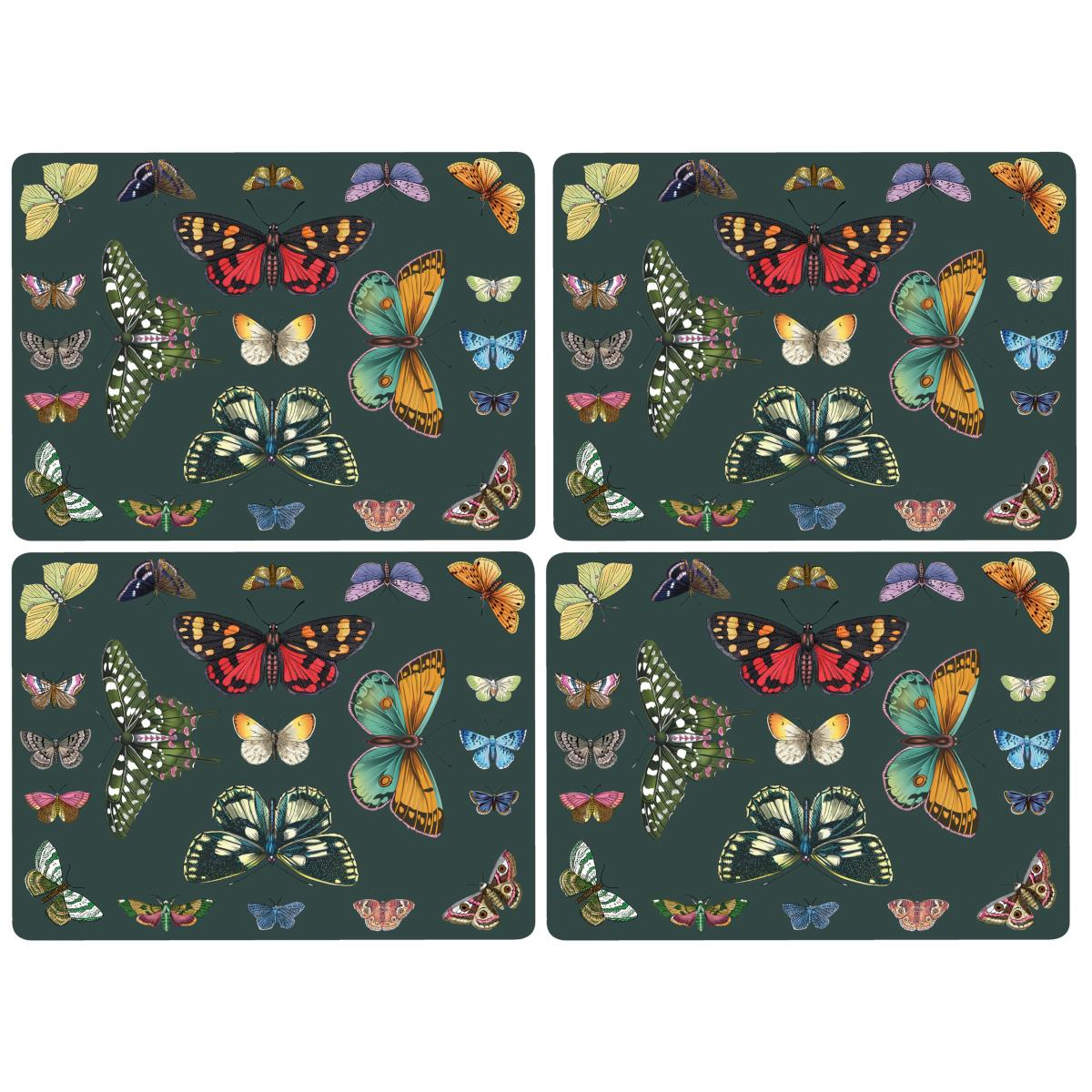Pimpernel Placemat Harmony S/4