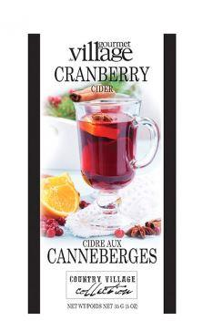 Cranberry Cider Mix