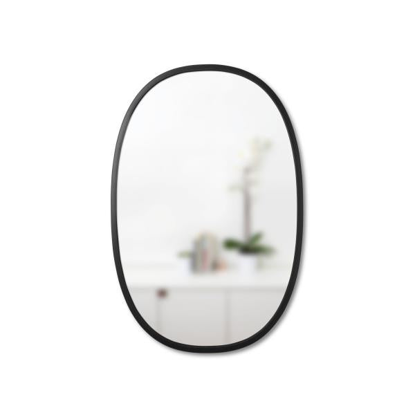 Umbra Hub Oval Mirror