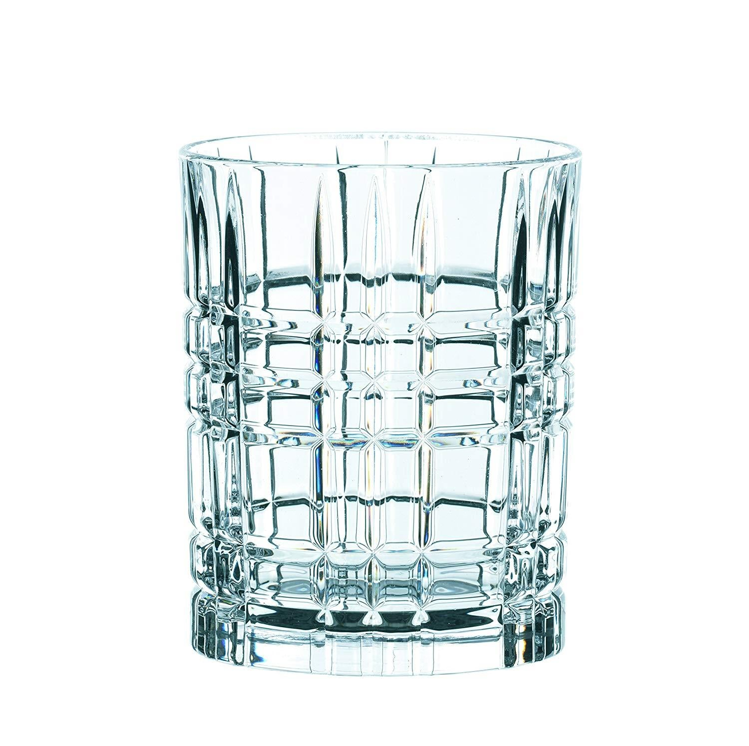 Nachtmann Square Whiskey Glass Set of 4