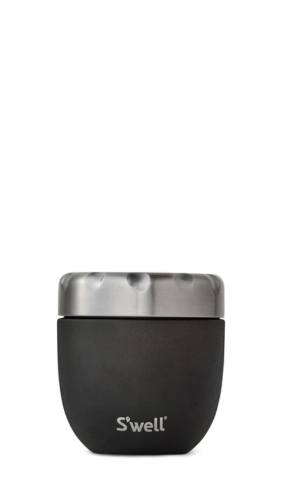 S'well 16oz Black Onyx Eats Food Container