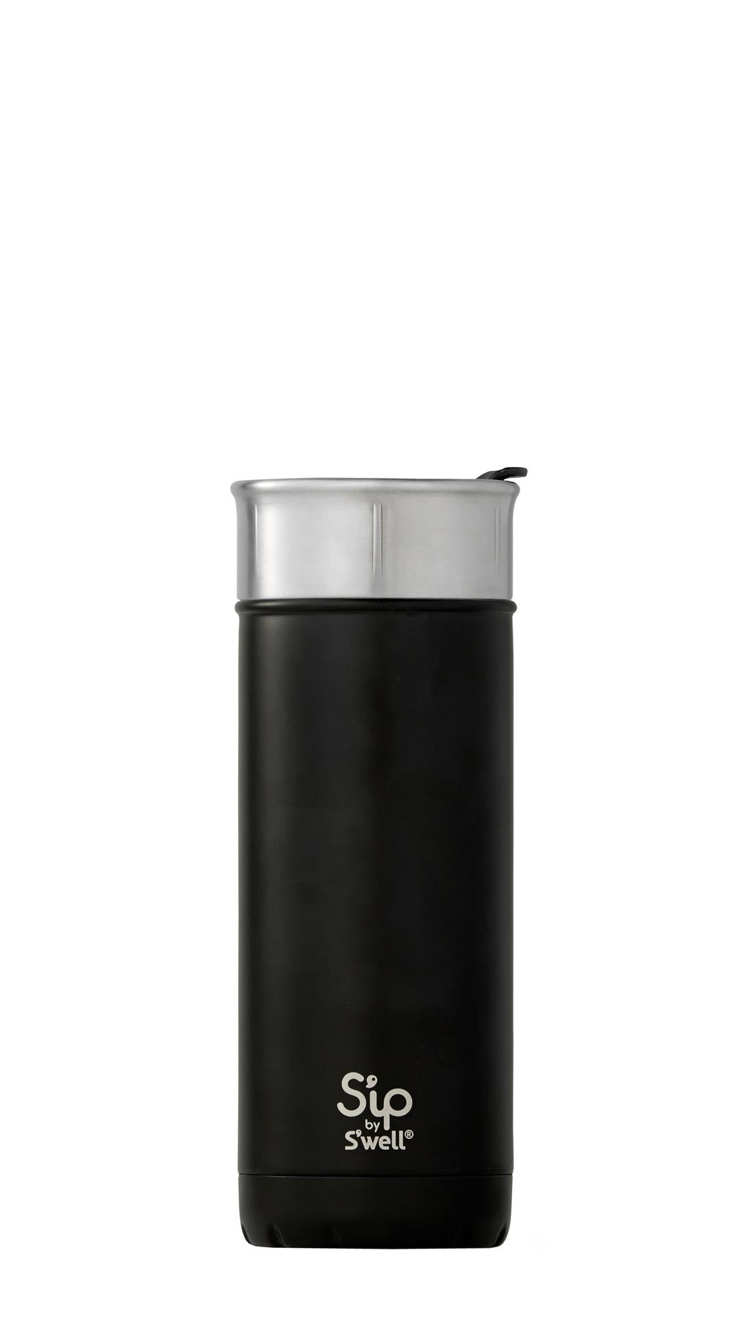 Sip by S'well 16oz Coffee Black Travel Mug
