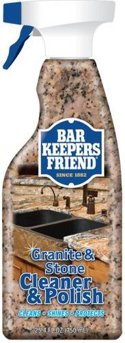 Bar Keepers Friend Granite & Stone Cleaner