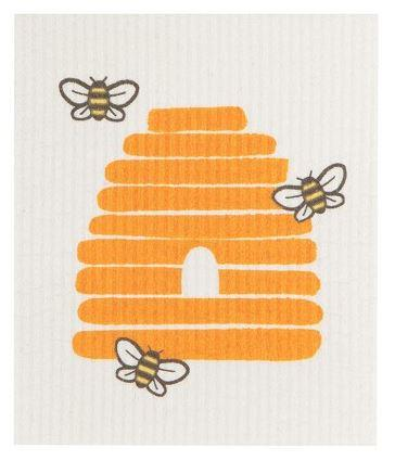 Now Designs Swedish Dish Cloth Bees