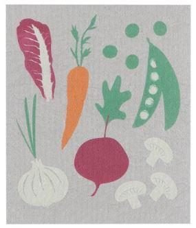 Now Designs Swedish Dish Cloth Veggies