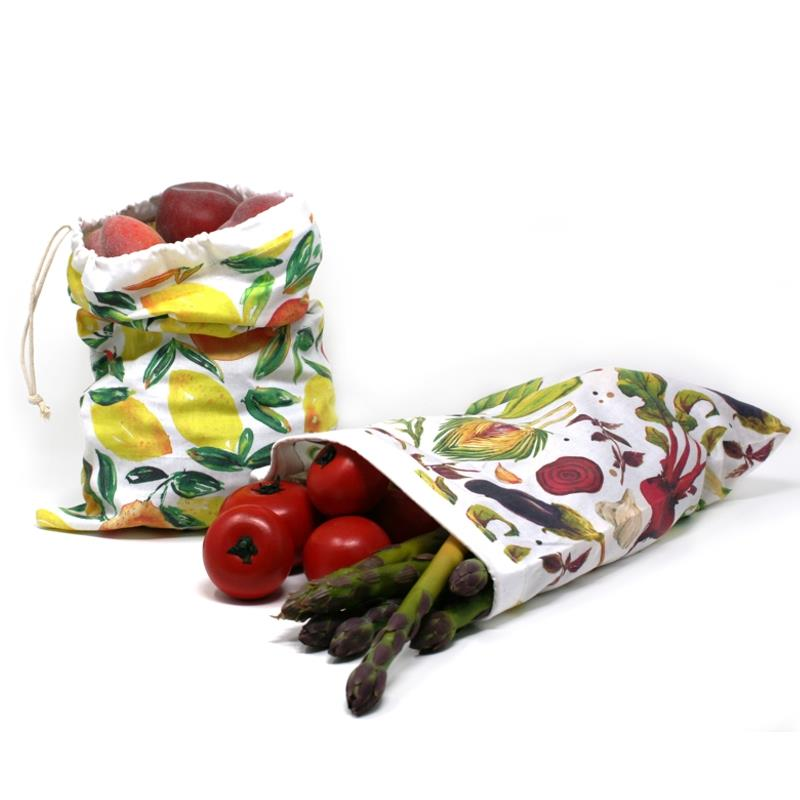 Danesco Reusable Produce Bags, S/2