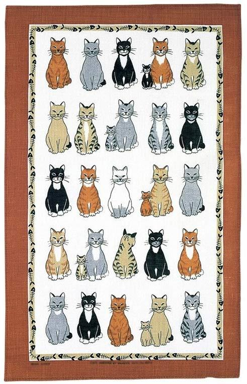 Ulster Weavers Kitty Cat Tea Towels 022KYC