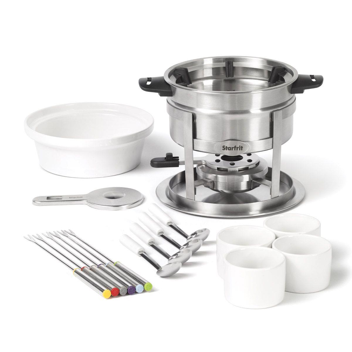 Starfrit 3-in-1 Fondue Set