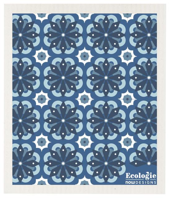 Now Designs Fleurish Swedish Dish Cloth
