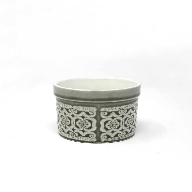 BIA Dominique Grey Ramekin