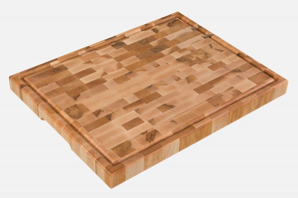 "Labell Maple Wood Butcher Block, 14""x18"""