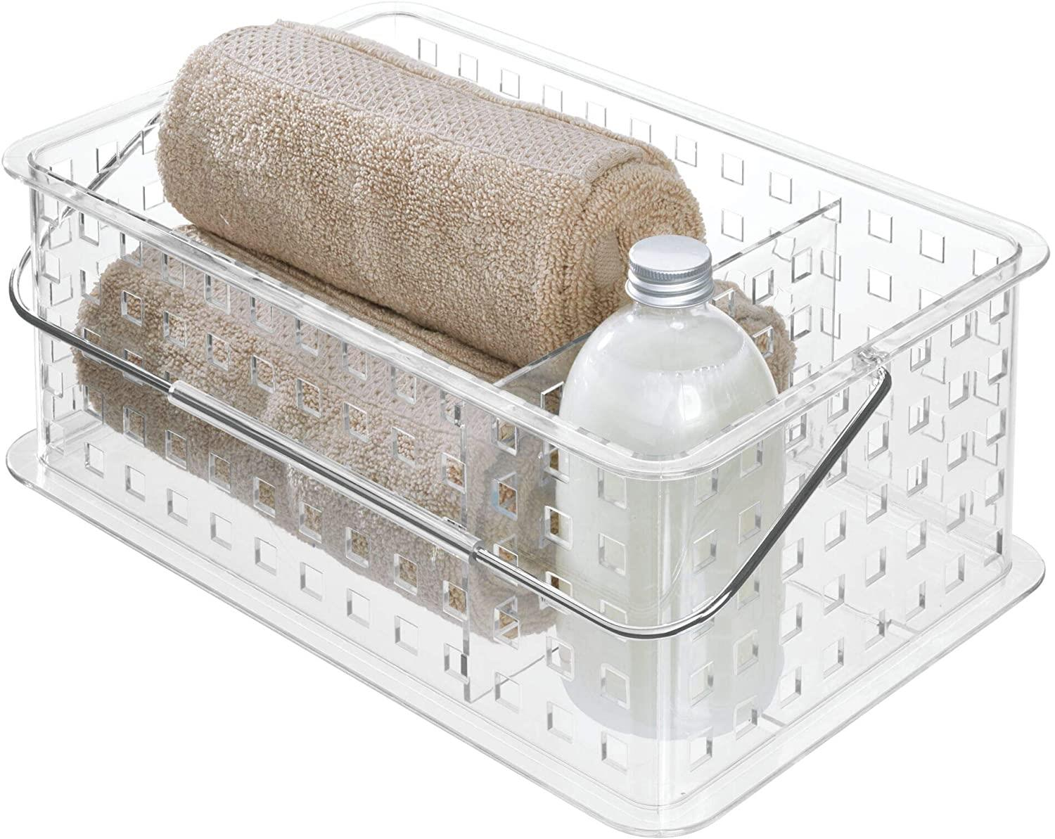 InterDesign Spa Storage Basket
