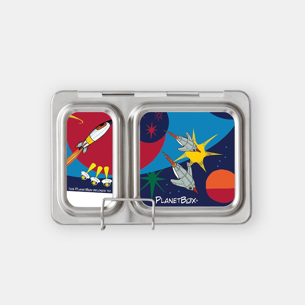 PlanetBox Shuttle Space Ships Magnet Set