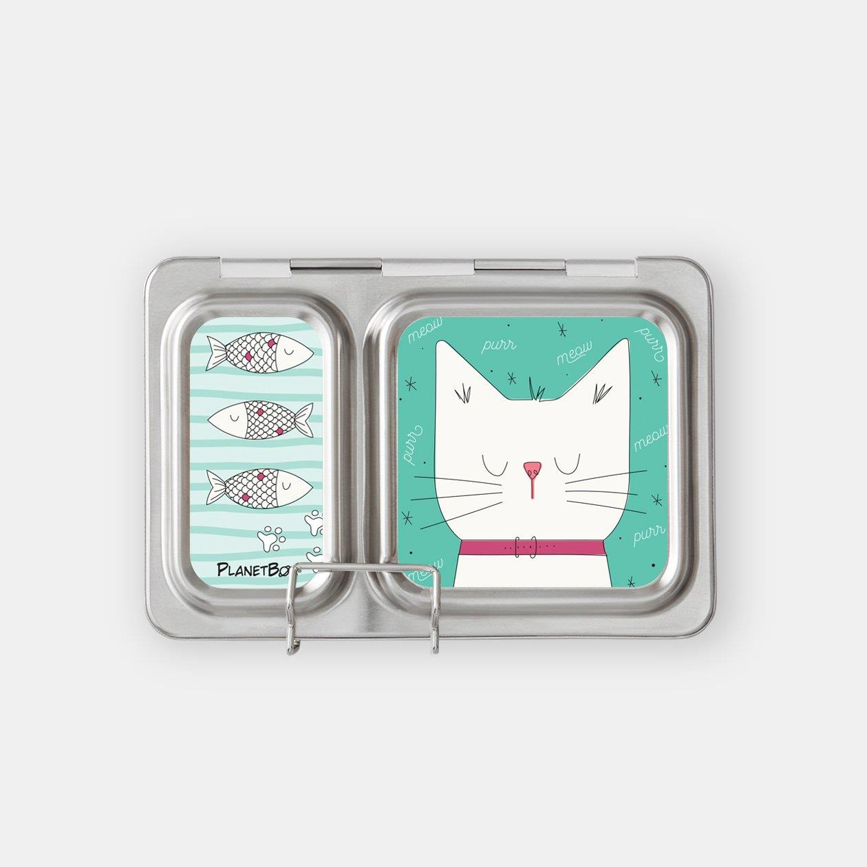 PlanetBox Shuttle Cats Magnet Set