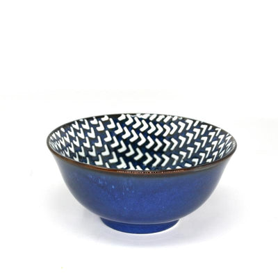 "BIA Reactive Cereal Bowl 6.25"" - Chevron"