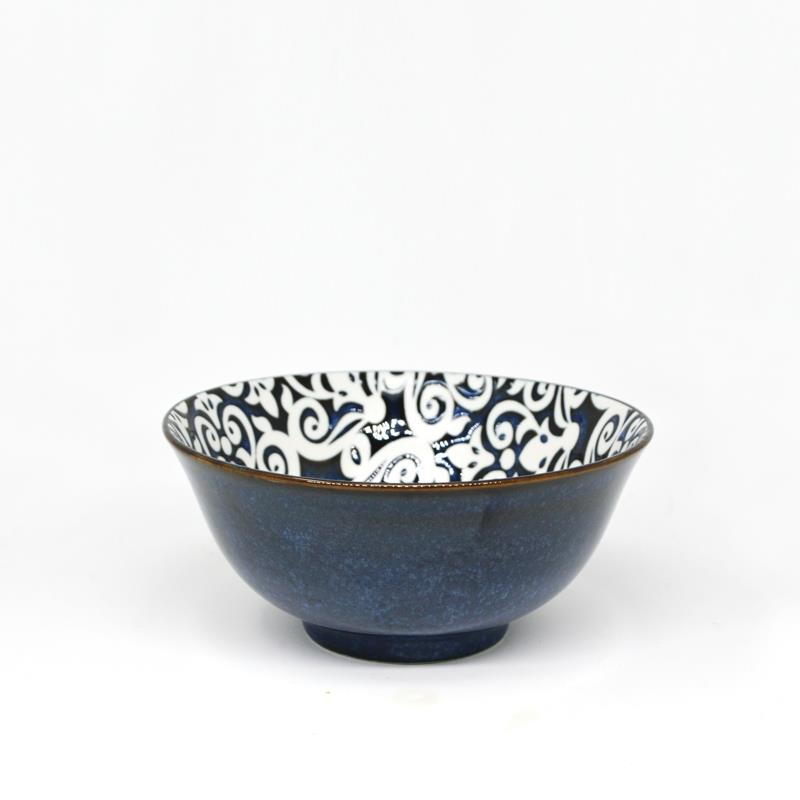 "BIA Reactive Cereal Bowl 6.25"" - Damask"