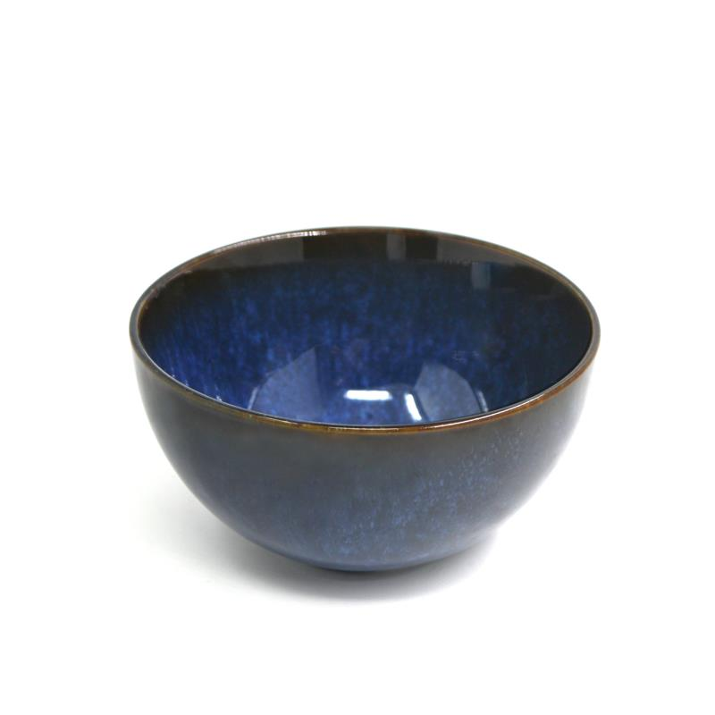 "BIA Reactive Cereal Bowl 5.7"" - Navy"