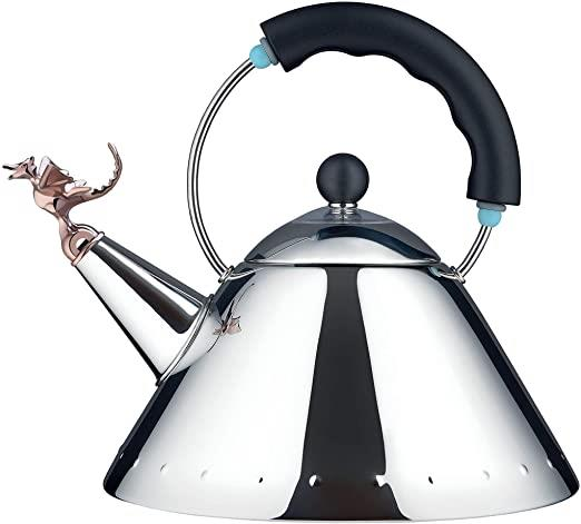 Alessi Kettle - Tea Rex