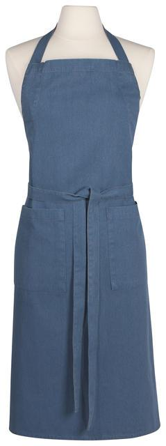 Danica Heirloom Stonewash Apron - Midnight