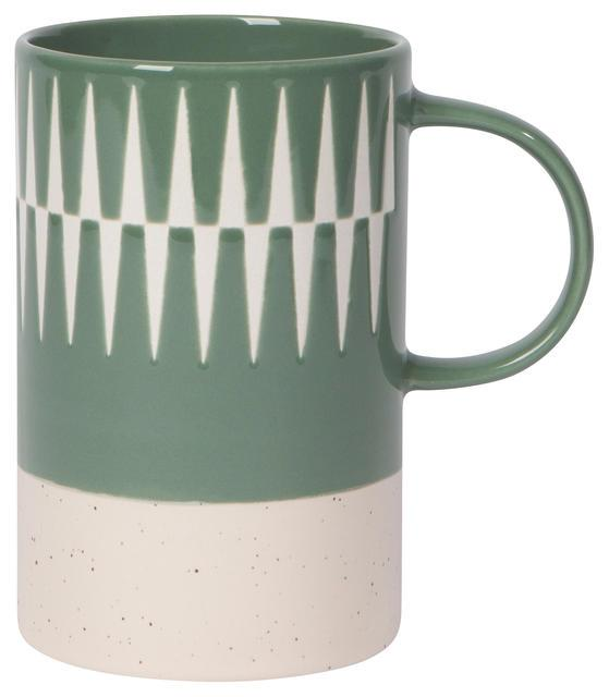 Now Designs Etch Mug - Jade