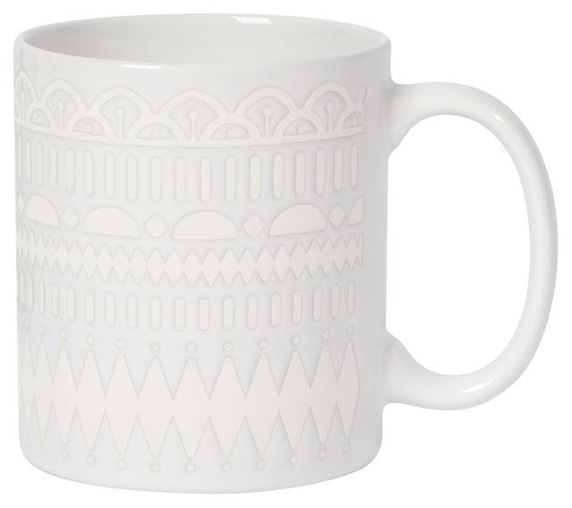 Now Designs Gala Mug - White