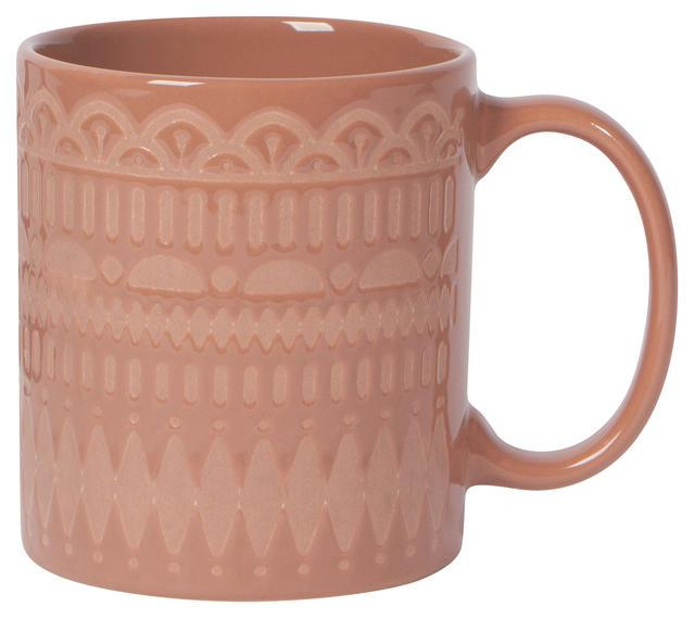 Now Designs Gala Mug - Terracotta