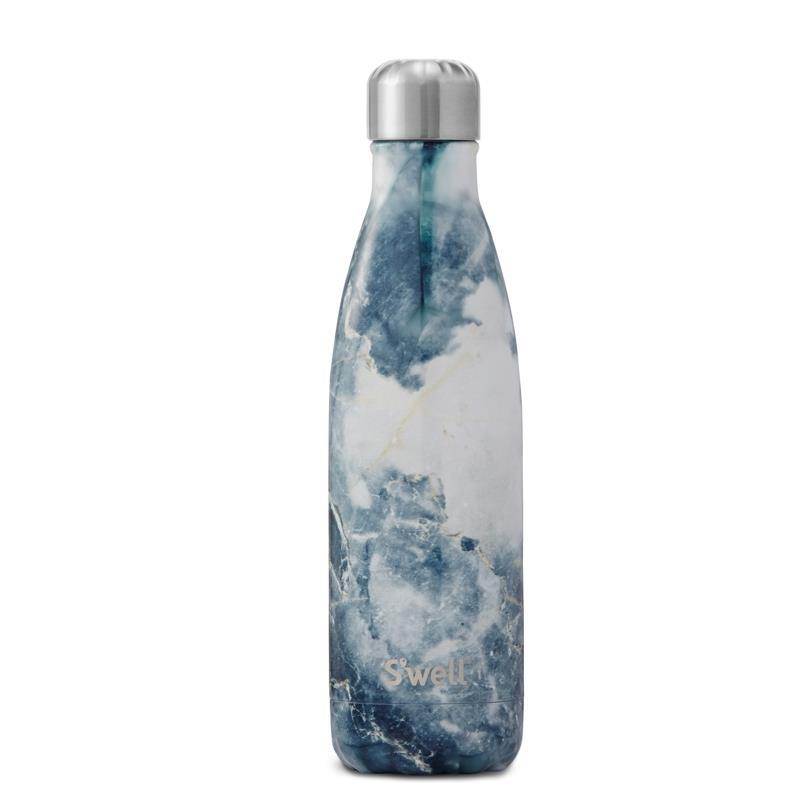 S'well Blue Granite 17oz Bottle