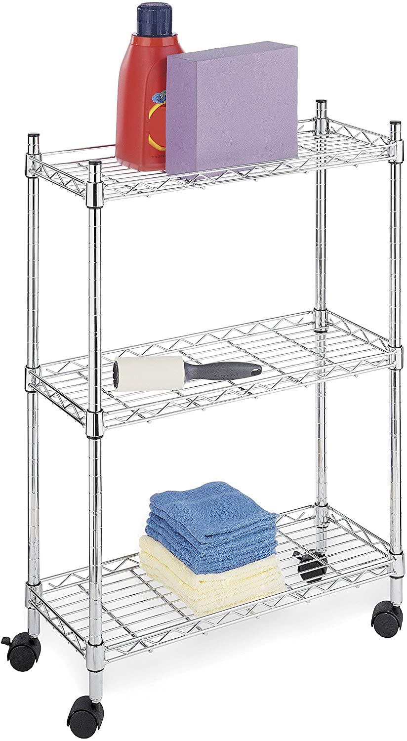 Whitmor Supreme Laundry Cart