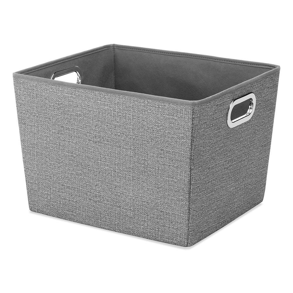 Whitmor CrossHatch Large Storage Cube Organizer