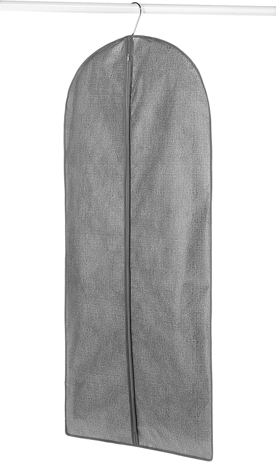 Whitmor CrossHatch Hanging Closet Garment Bag