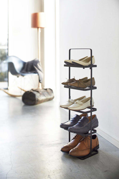 Yamazaki Tower 5-Tier Portable Shoe Rack